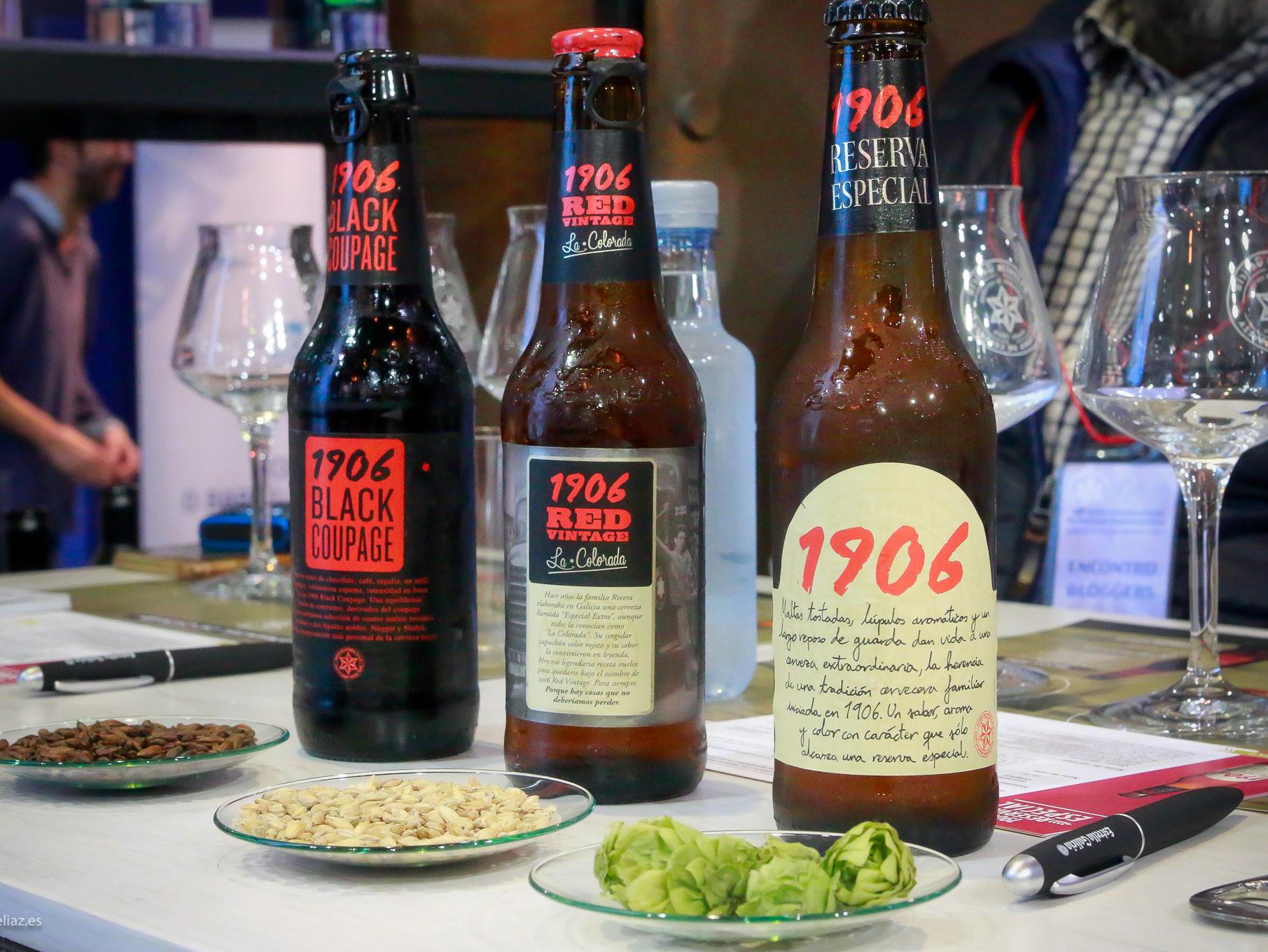 Cata cerveza 1906 expourense