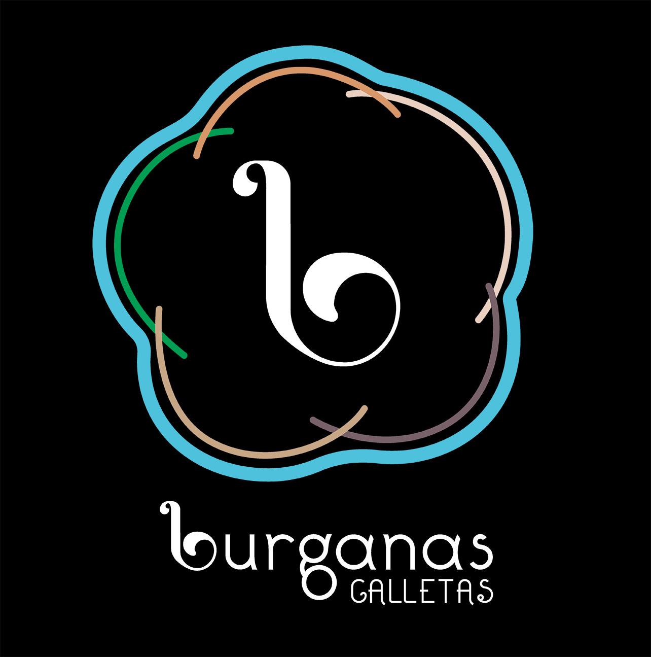 Logotipo de burganas